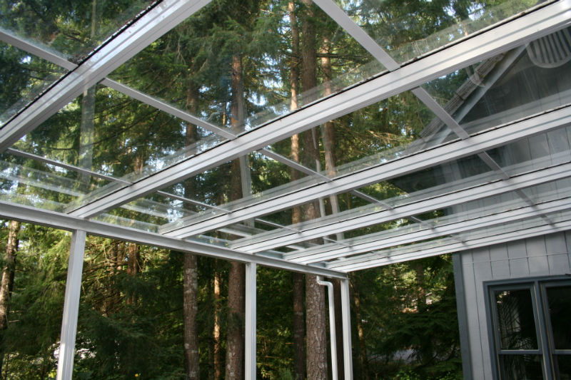 Sunroom Glass Options - LE 3 Performance Glass
